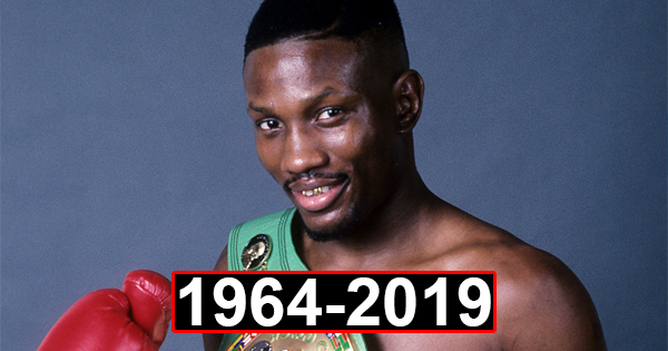 RIP, Pernell Whitaker: Olympic Gold Medal-Winning Boxer Dies at 55 In Car Accident