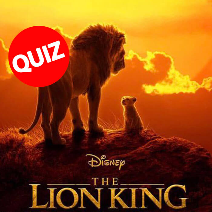 QUIZ: Which 'Lion King' Character Are You?
