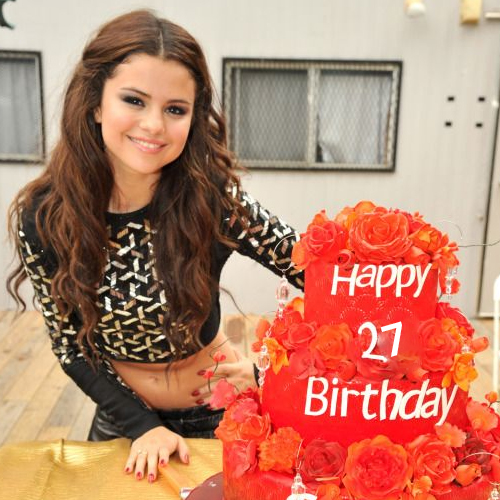 Happy 27th B-Day! See 27 Amazing Facts You Probably Didn't Know About Selena Gomez