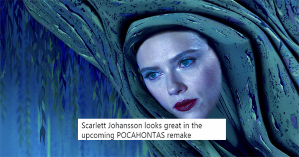 Scarlett Johansson Should Be Able to Play 'Any Tree' Memes - See Her Incredible Unnoticed Roles