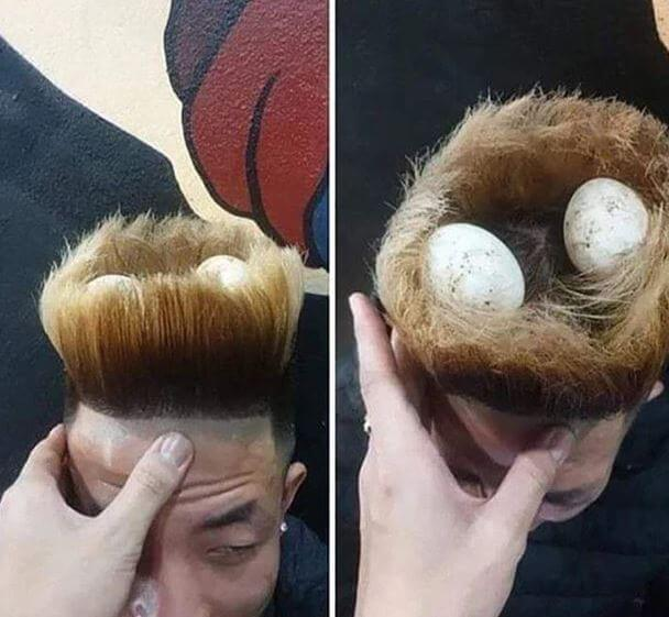 WTF?! Bizarre Hairstyles You'll Want to Unsee (But You Can't)