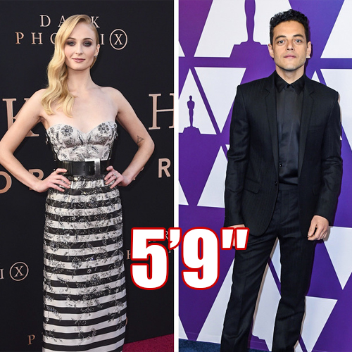 16 Celebrities You'll Be Surprised to Know Are Literally The Same Height
