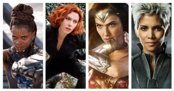 Top 25 Female Superheroes of Marvel and DC Comics - True Power of Women!