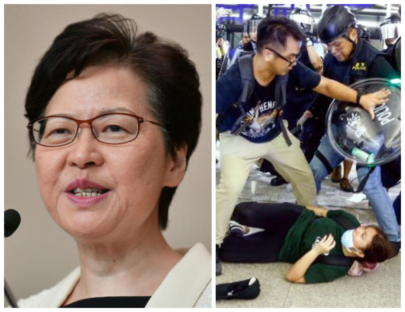 BREAKING! Hong Kong's Leader Carrie Lam Announces Withdrawal of Extradition Bill That Caused Mass Protests