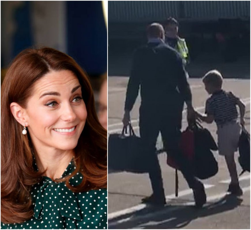 kate-middleton-markle-harry-william-jet-plane-photo