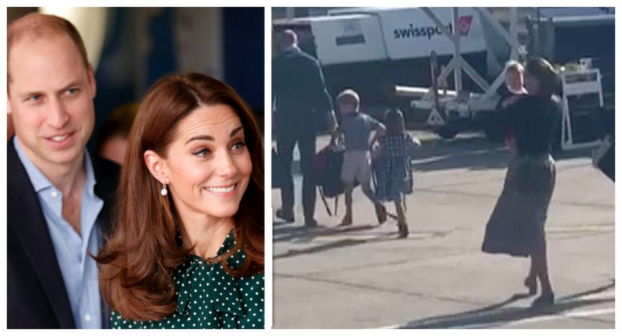 Lesson for Meghan Markle and Prince Harry? Kate Middleton and Prince William Take Budget Flight to Scotland