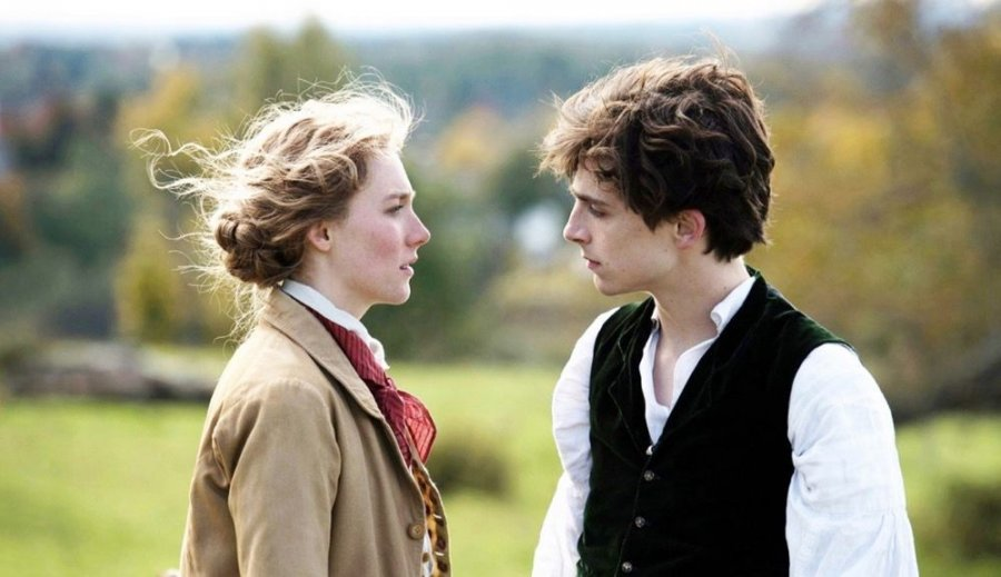 'Little Women' Trailer: Get Tissues and Watch at Saoirse Ronan and Timothée Chalamet Chemistry