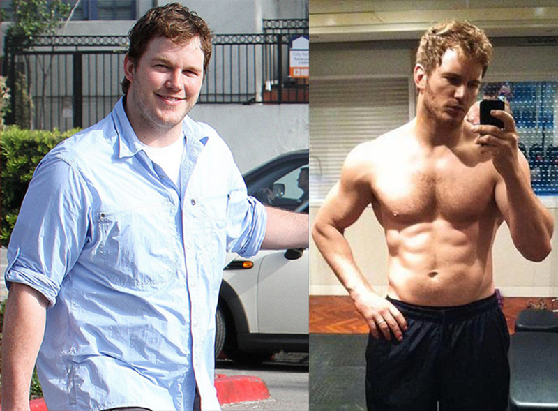 8 Incredible Body Transformations Actors Went Through To Star In Marvel