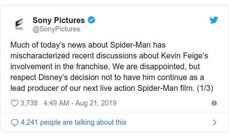 No More Spider-Man in Marvel Movies? Here's What Happened