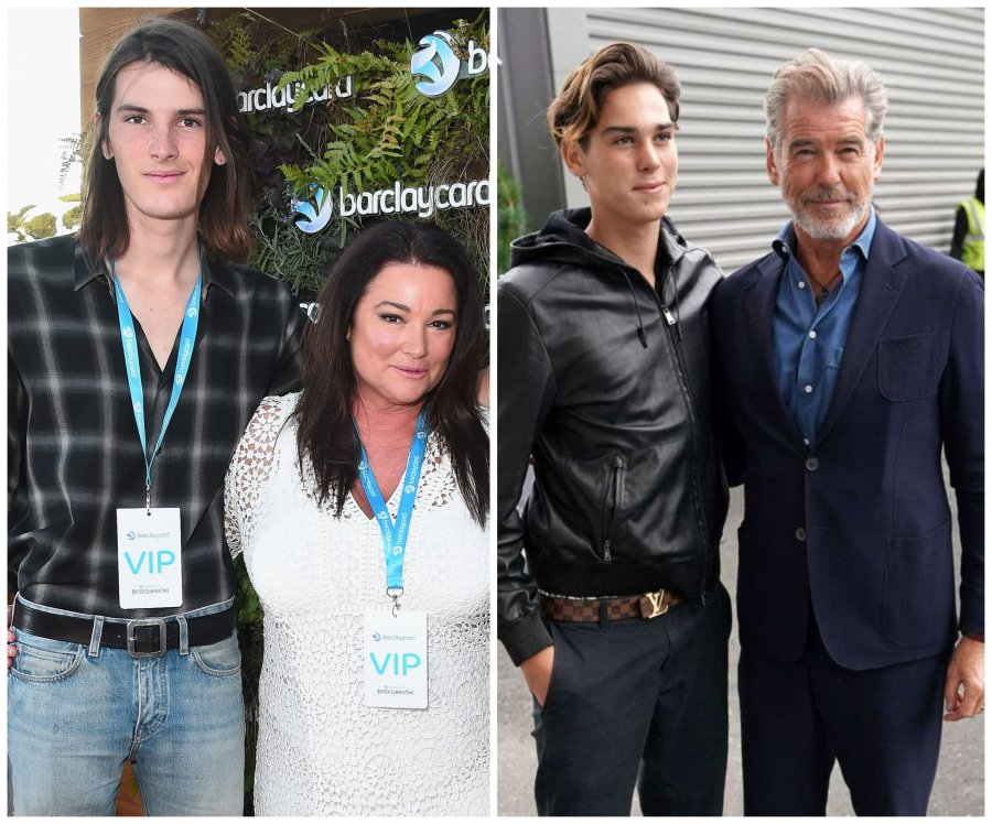 Pierce Brosnan and Keely Shaye Smith's Sons Have Grown Up to Be Gorgeous - What We Know About All 5 Children
