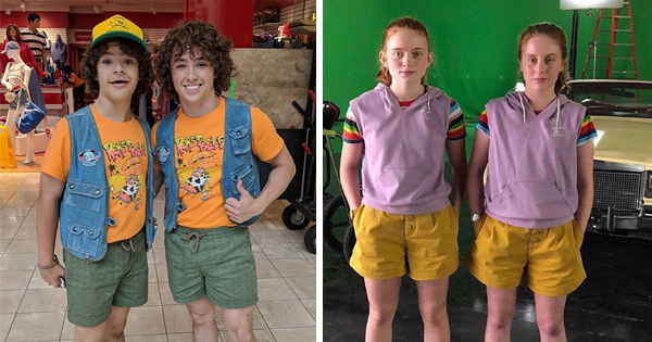 Stranger Things Cast and Their Amazing Stunt Doubles - How Many Lookalikes!