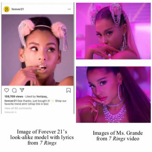 Ariana Grande Sues Forever 21 for $10M Over 'Shady' Lookalike Ad Campaign
