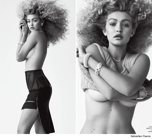 Gigi Hadid Nude Pics And Her Sexiest Photoshoots Ever