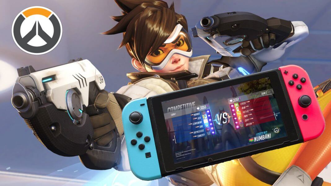 Nintendo Direct News: Overwatch Coming to Switch, Smash DLC and More