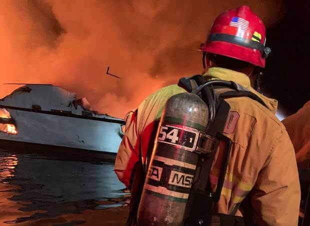 California Scuba Boat Fire, China School Attack + 3 More Hot News of Tuesday, September 3