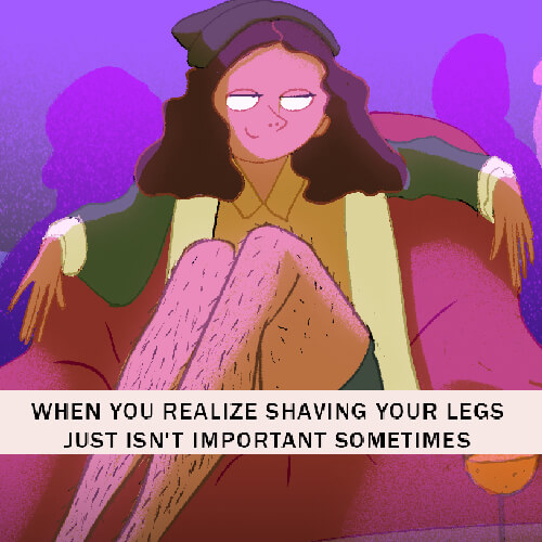10 Real AF Situations That Every Single Woman Will Find Relatable