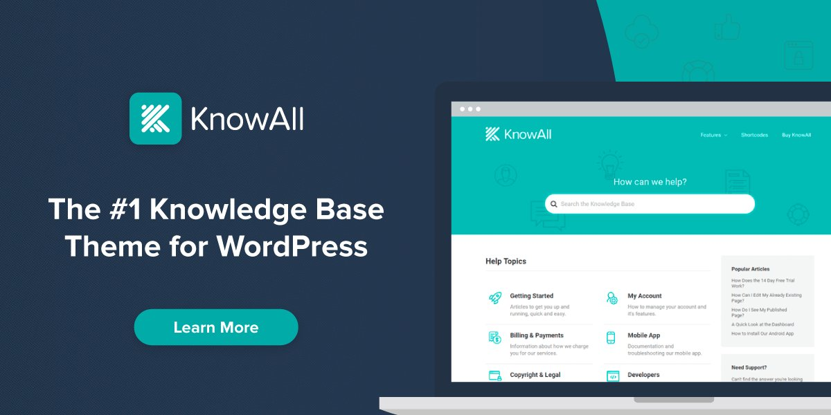 19 KnowAll Knowledge Base Theme