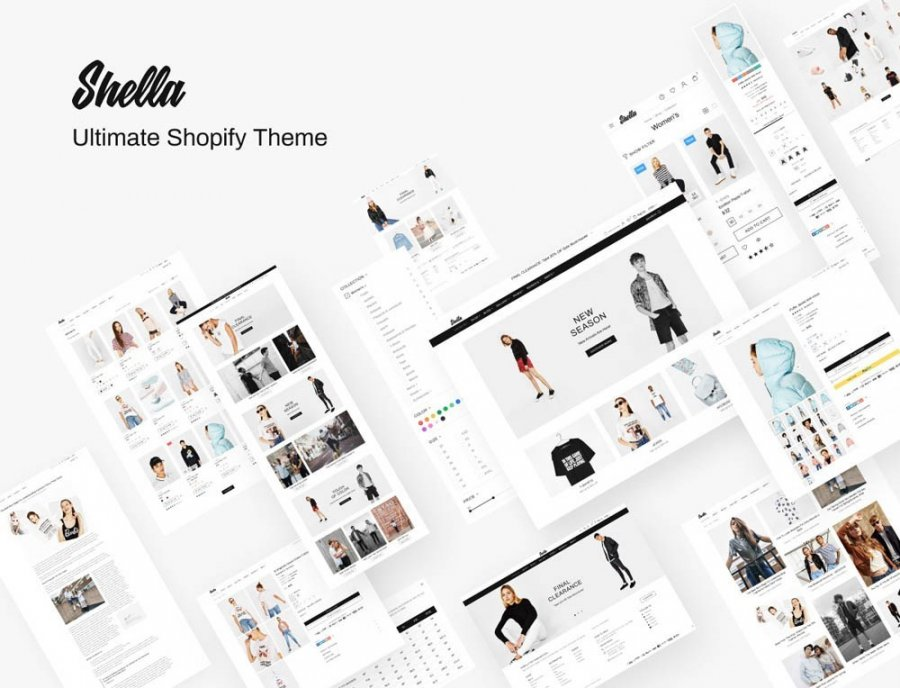 29 Shella - Ultima Fast Responsive Shopify Theme