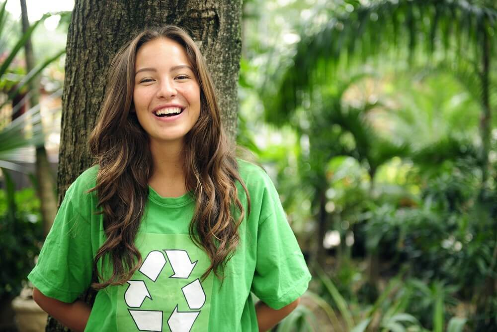 girl-in-recycled-tshirt-photo
