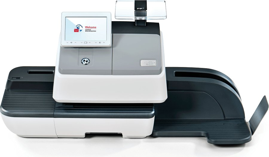 Postbase vision 3s franking machine-photo