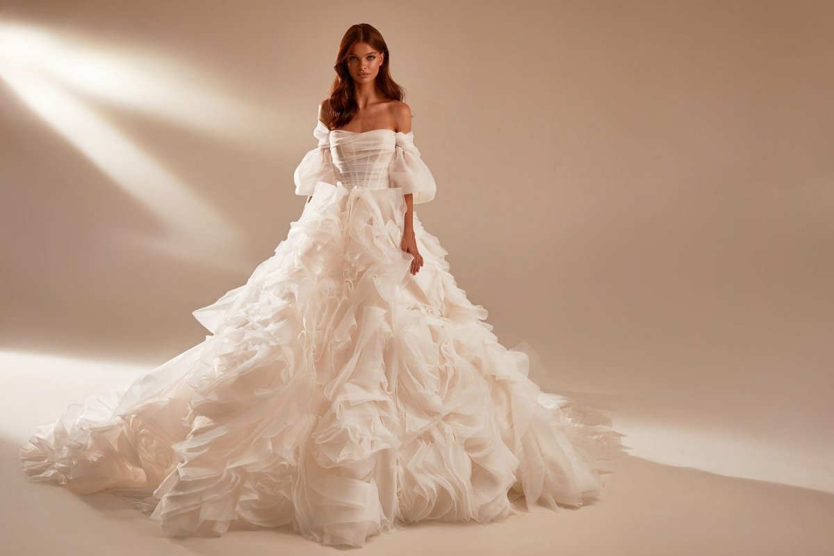 Popular Types of Wedding Dresses in Different Countries of the World