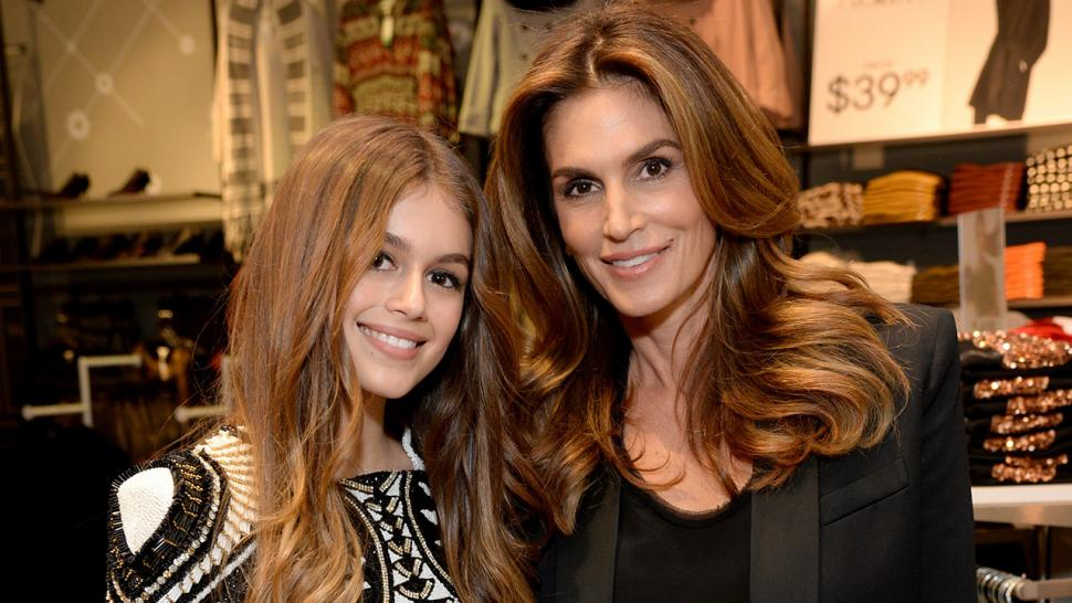 kaia-gerber-cindy-crawford-photo