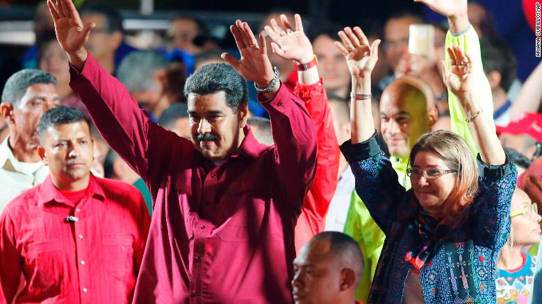 maduro-re-election-pics