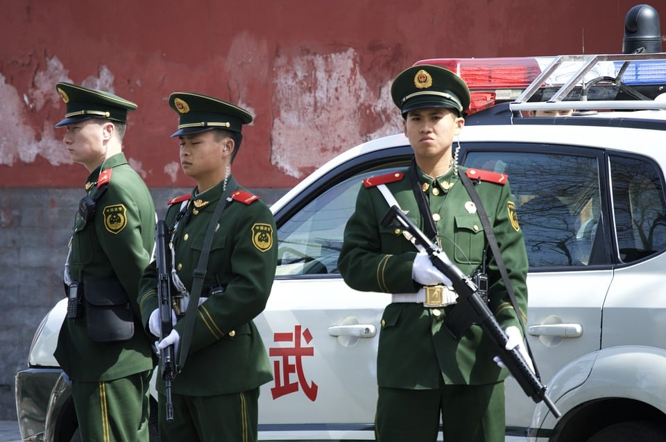 CHINA-POLICE-cryptocurrency-pics