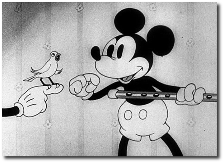 90-years-mickey-mouse-plane-crazy-photo