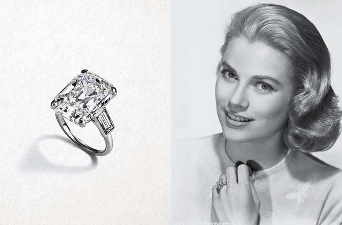 Images of Jackie Kennedy Engagement Ring - #rock-cafe