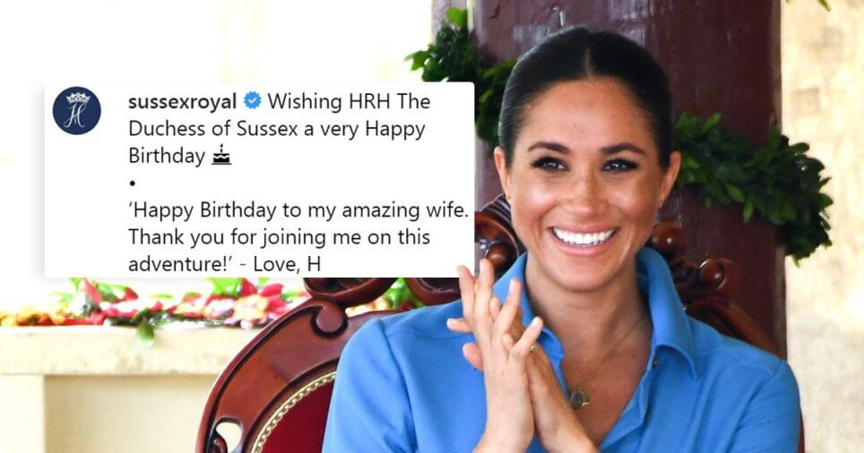 meghan-markle-royals-birthday-photo