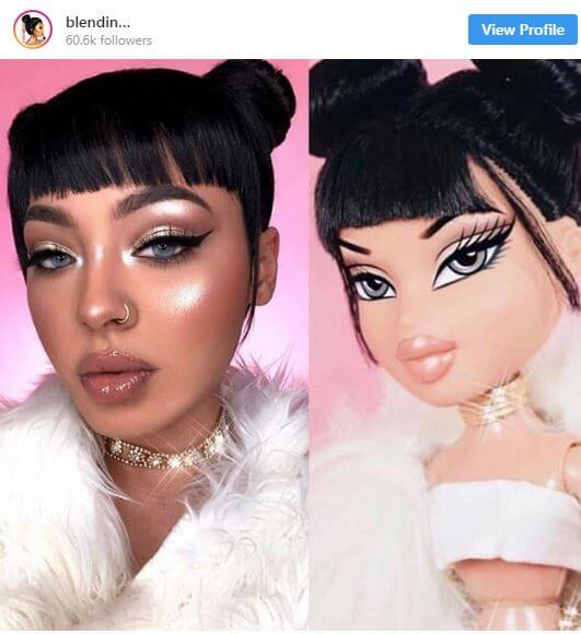 brarz-dolls-makeovers-challenge-viral-photo