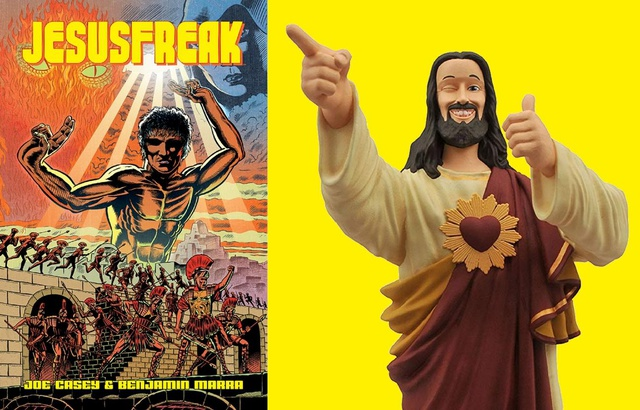 Jesus-hero-de-comics-photo