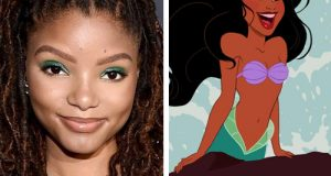 halle-bailey-ariel-disney-mermaid-facts-photo