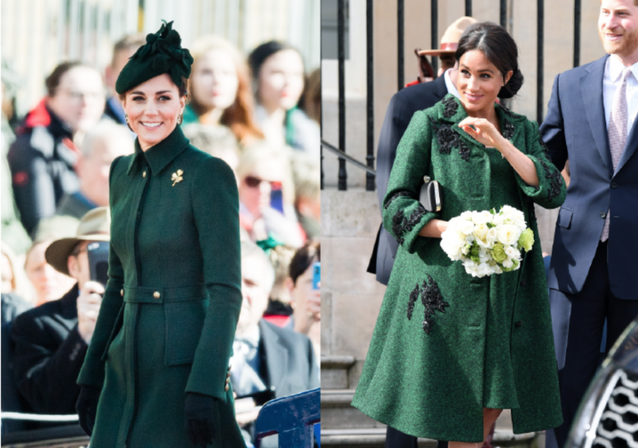 kate-middleton-meghan-markle-same-outfits-fashion-photo